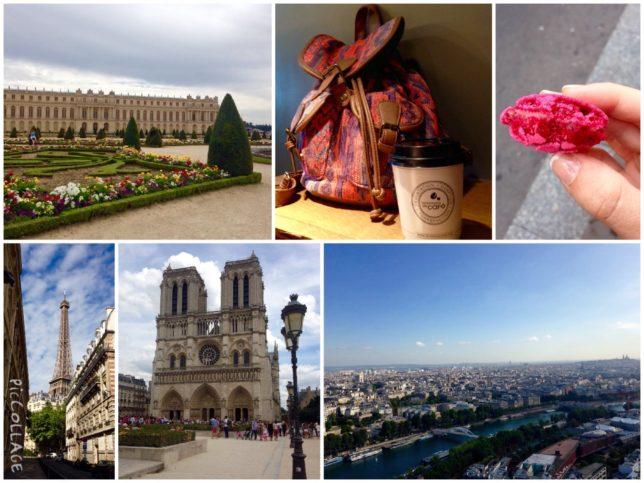 Paříž město světel lásky, a to tak, že bez nadsázky
