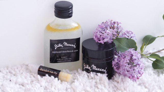 Kurz přírodní kosmetiky od Lišky Mazané
