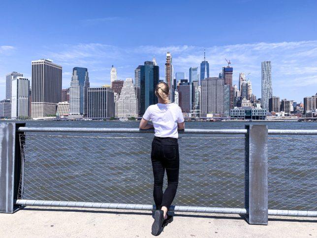 Cesta do New Yorku aneb moje zážitky a tipy co ve městě neminout