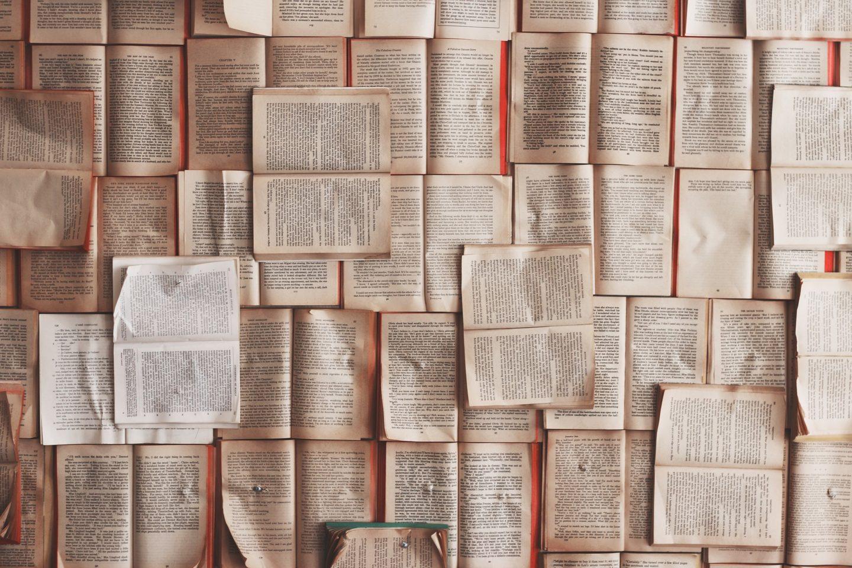 Čtenářský deník I. – Dubnové knihy